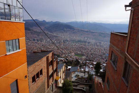 la paz bolivia travel