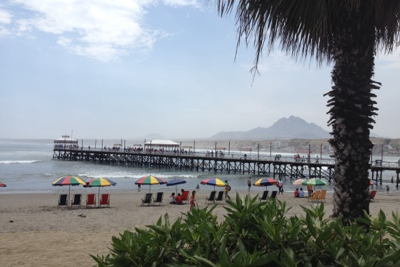 travel tips Huanchaco peru
