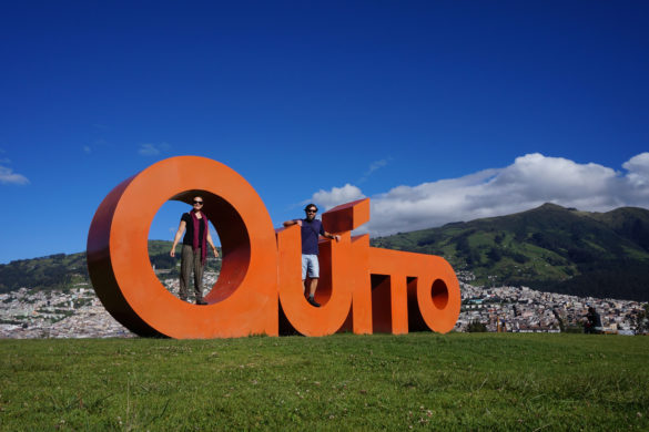 quito ecuador travel