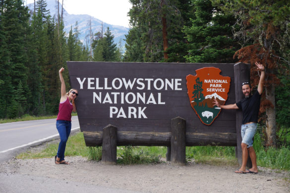 Grand Tetons & Yellowstone National Parks